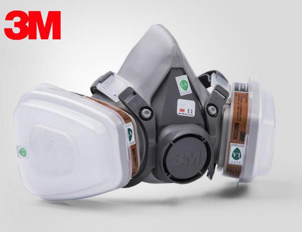 maschera verniciatura 3m