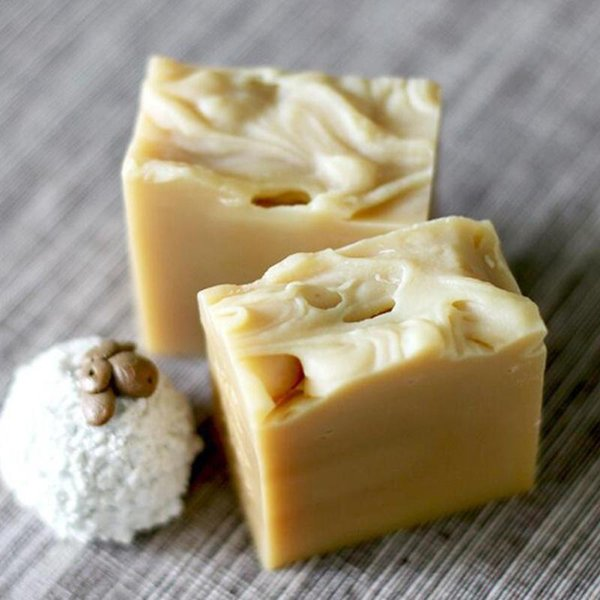 Goat Milk Soap Anti Acne Whitening