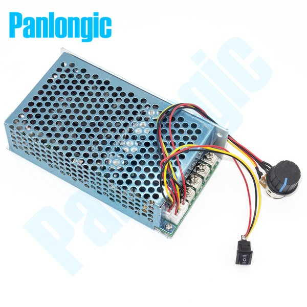 DC Motor Speed Controller Reversible PWM Reversing Control Switch 10-50V 100A