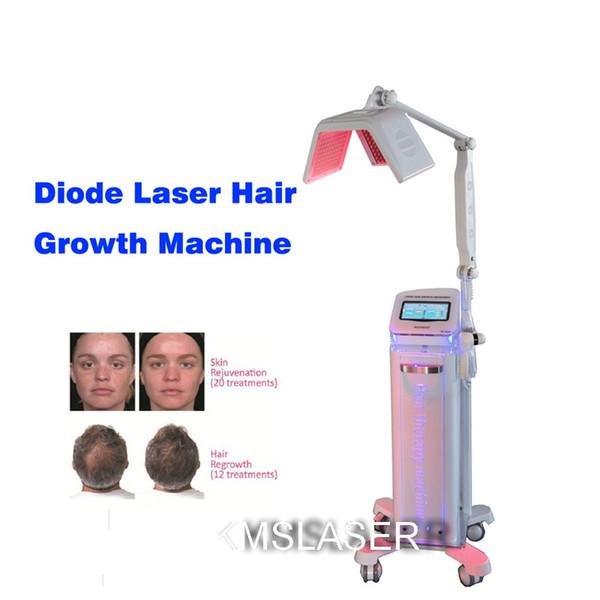 Hair Regrowth Rejuvenation Fast Restoring Bald Head Hair Regrowing Natural Laser Hair Growth Comb