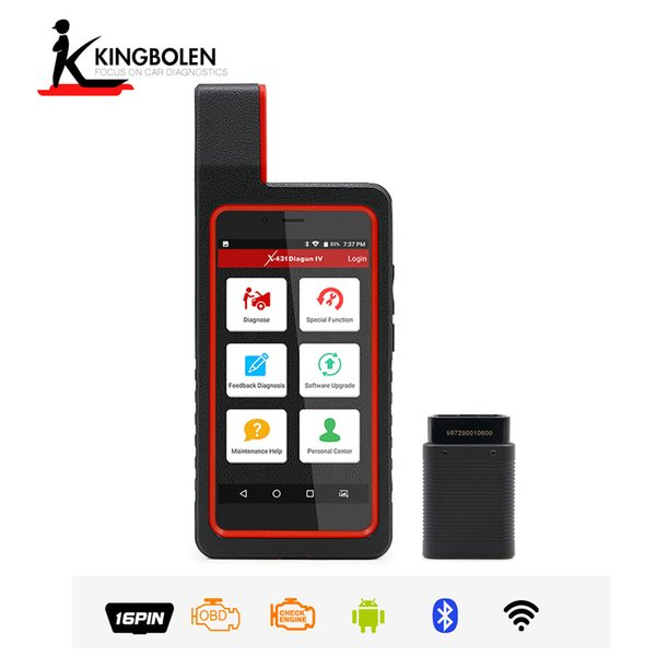 Launch X431 Diagun IV Auto Diagnostic tool full system Scanner Online Update two years Free Update Multi-languages same function X431 V Pro
