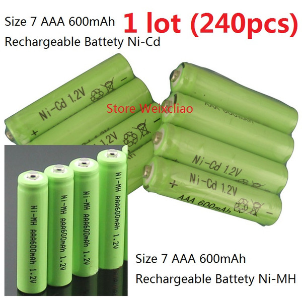 1 Size 7 1 2v 600mah Ni Mh Ni Cd Rechargeable Battery 1 2 Volt Ni Mh Ni Cd Batteries Car Battery Booster Car Battery Cost From Weixcliao 103 26