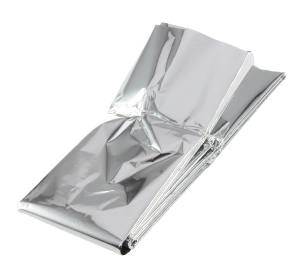 Multi-function Outdoor Camping Waterproof Emergency Survival Insulation Foil Thermal First Aid Rescue Blanket - Disaster Response Tool