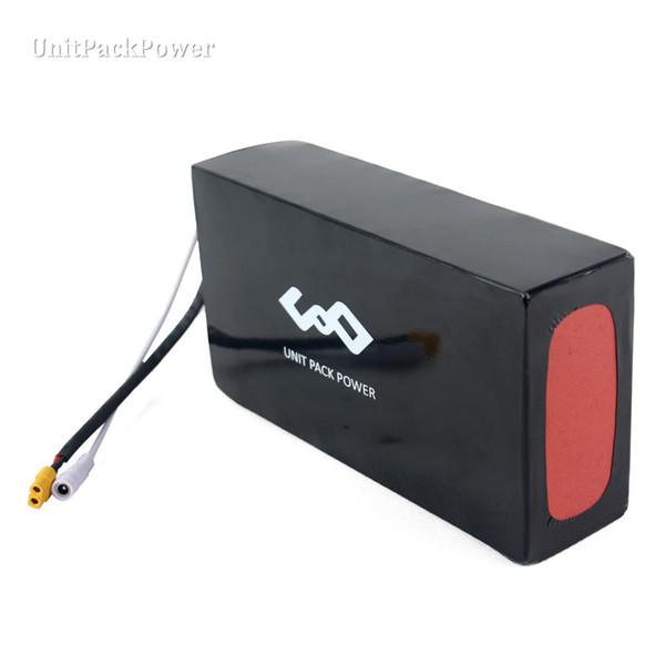 Caricabatteria per batteria agli ioni di litio degli Stati Uniti EU No 48V 20Ah Batteria Ricaricabile agli ioni di litio per batteria 48V 750W degli Stati Uniti con caricabatterie BMS 54.6V 2A