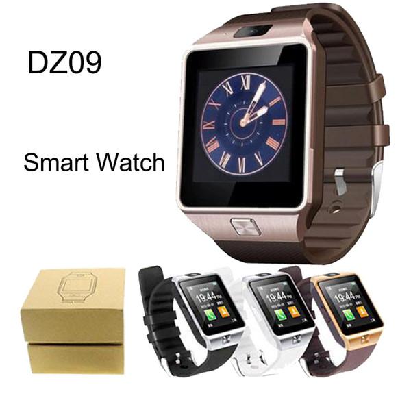 Smartwatch DZ09 Bluetooth Samsung Smartwatch GT08 U8 A1 Iwatch Apple SIM Intelligente Handy-Uhr kann den Schlafzustand OTH110 aufzeichnen