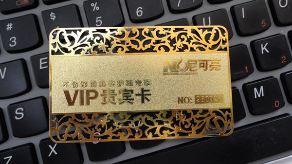 Großhandel Goldene Metall Visitenkarte Diamant Qualität Bester Preis Versandkostenfrei Von Csprinting 147 74 Auf De Dhgate Com Dhgate
