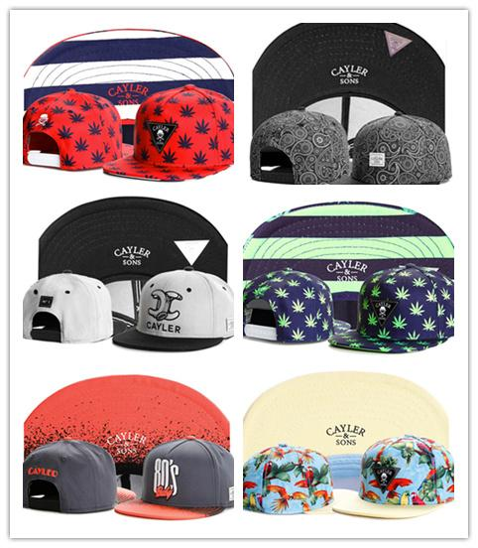 2017 Diamond Snapback Caps Tha Alumni Hats Adjustable Hat Cayler Sons Snapbacks Brand Baseball Caps Fashion Sports Casquette Gorras Caps