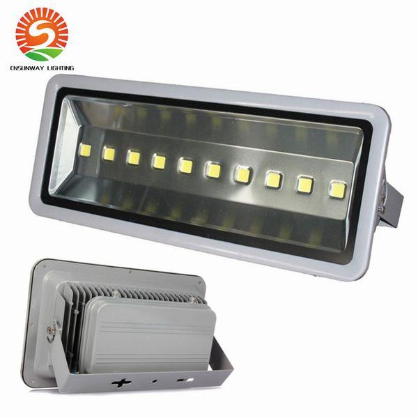 IP65 500W LED-Scheinwerfer, 50000LM superheller, Epistar-Chip, 100% volle Wattleistung, dicke Lampenhülle, Außenleuchte