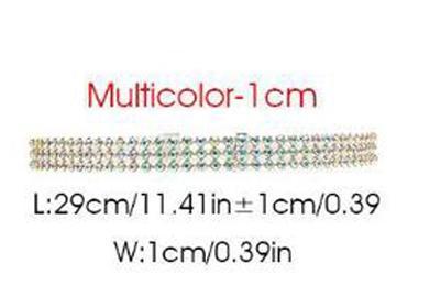 mulitcolor (1 cm)