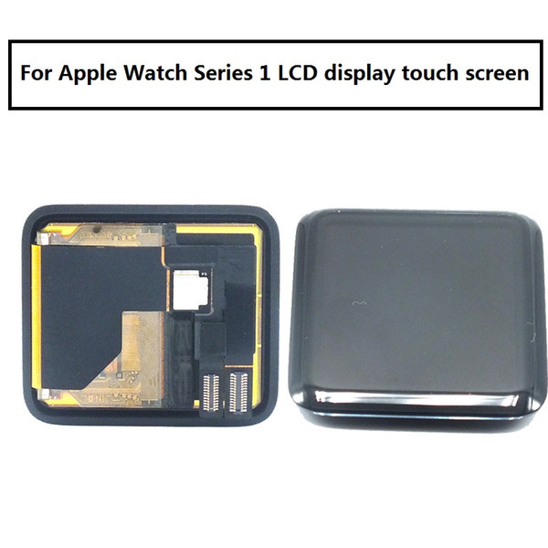 For Apple Watch Iwatch LCD Display With Touch Screen Digitizer Assembly Replacement Parts 38mm 42mm Sport/Sapphire With Adhesive