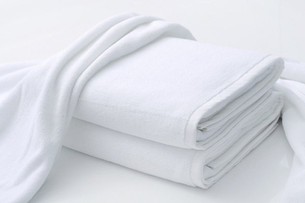 Luxury Large White Cotton Bath Towel Hotel Spa Beauty Foot Massage Sauna Towel Dryer Serviette Bain Free Shipping