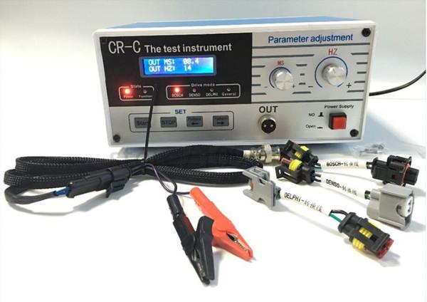 220 V CR-C multifunzione diesel common rail iniettore tester strumento strumento di test di regolazione dei parametri