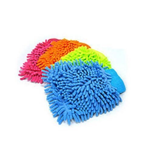 200pcs Super Mitt Microfiber Car Window Washing Home Cleaning Cloth Duster Towel Gloves