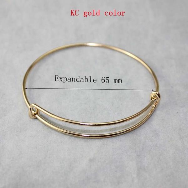 65mm KC gold