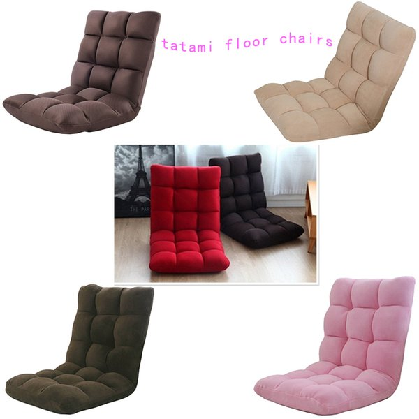 Home & Garden Furniture Floor Chair Japanese Style Smart Furniture Soft and Comfortable Environmental Protection Material Tatami Chairs