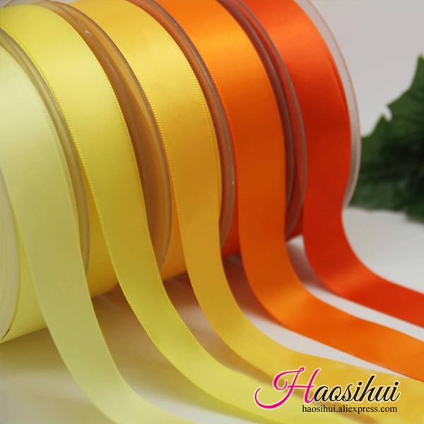Free shipping 1-1/2''(39mm) Polyester Satin Ribbon 100yards/lot Solid 196 Colors Ribbon DIY gift package for decoration