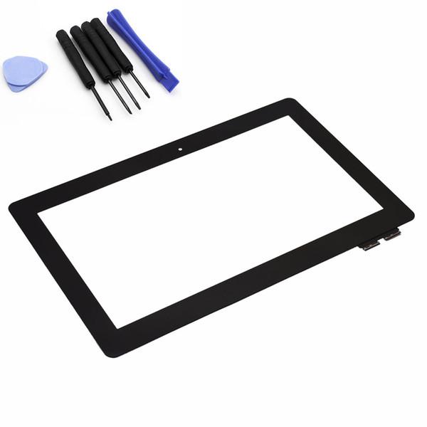 Wholesale-Original für Asus Transformer Buch T100 T100TA Touchscreen Digitizer Glas Touch Panel Tablette FP-TPAY10104A-02X-H, freies Verschiffen