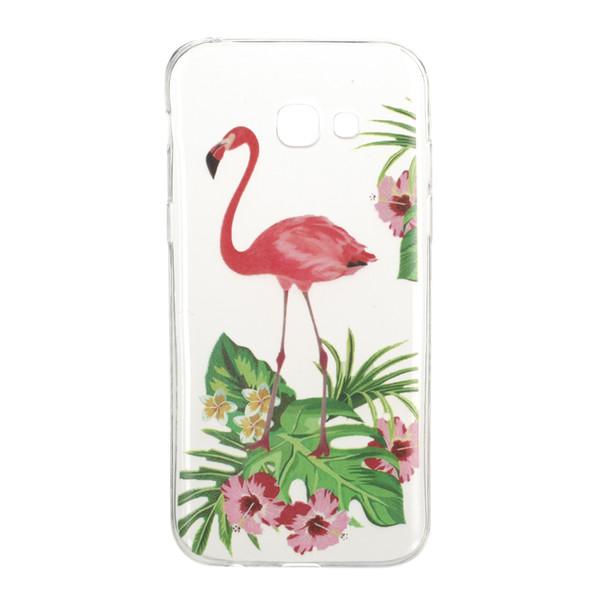 Funda TPU IMD para Samsung Galaxy A3 A5 J3 J5 J7 2017 S8 / S8 Edge Plus / Huawei P10 P10 Plus P8 Lite 2017 Cubierta suave del teléfono de goma suave del gel