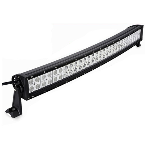 32 inch 180W Curved LED Work Light Bar SUV ATV Off-Road 10-30V 4WD 4x4 Truck Boat Pickup Jeep Ford Spot Flood Combo Beam IP67 Fog Roof Lamp