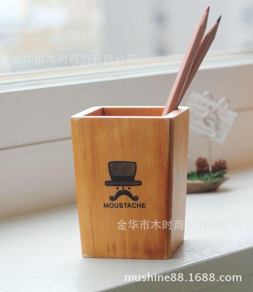 Commercio all'ingrosso creativo scatola di legno artigianato in legno risparmio Shippng gratuito