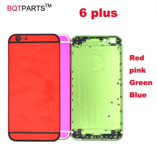 foto ufficiali 11839 88f11 2019 For Iphone 6 Plus Color Housing Back Cover With IMEI For Apple Iphone  6P 5.5 Battery Cover Housing Parts From Phonepartswholesale, $13.17 | ...