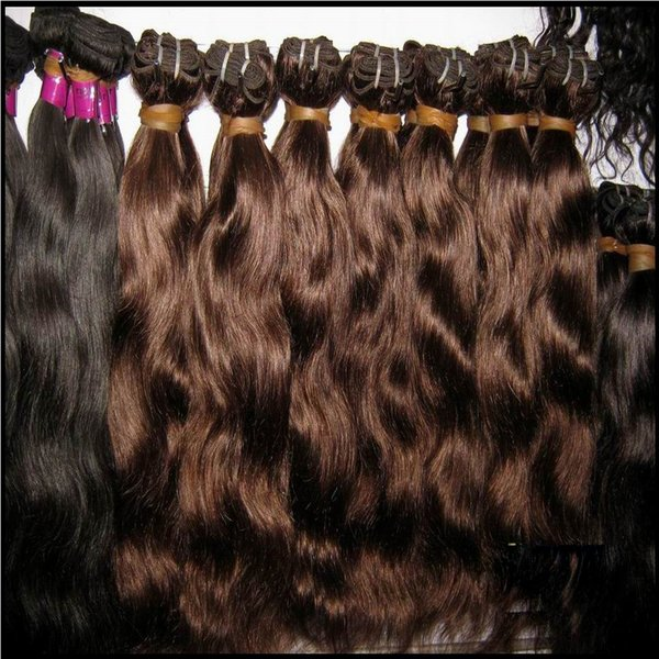 Queen Collection Dhgate Hair Samples Cheapest Brown Brazilian Human ...