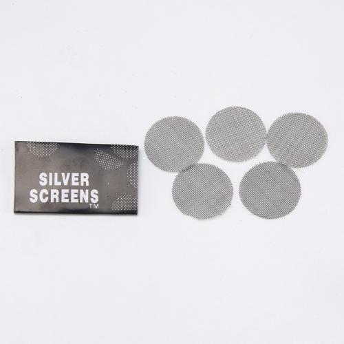 серебро-500pcs / коробка