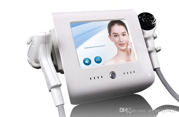 thermos focused rf face neck and body lift tightening rejuvenation rf face lift machine for sale