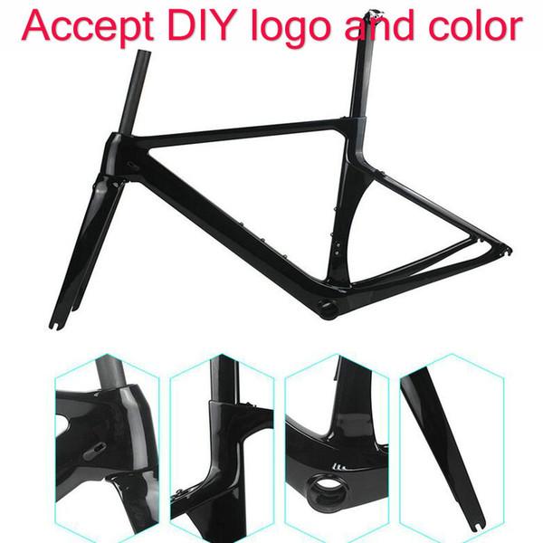 2017 top sale bicycle carbon frame T1100 1k road bike frame 905/906/165/166/169/167/170 BOB cycle china carbon frameset free shipping