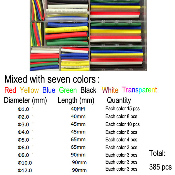 Mischen Sie mit 7 Farben