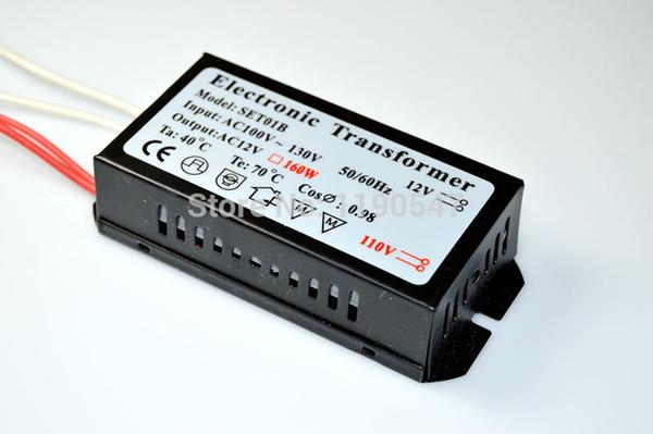 Energía Del Convertidor Para AC110V LED 20 Alimentación Electrónico Halógenas De Compre Controlador Con 160W De Lámparas Transformador G4 Lámpara PXnOk80w