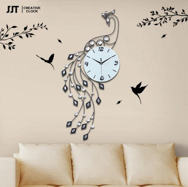 d coration murale salon fer forg. Black Bedroom Furniture Sets. Home Design Ideas