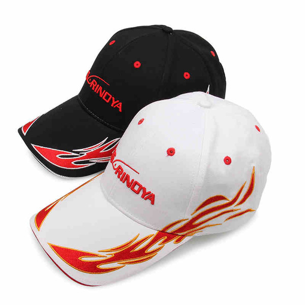 All'ingrosso- Nuovo stile Tsurinoya Flame Cap Cap esterno traspirante per il tempo libero Cappello / Cappello da sole / Cappello da pesca