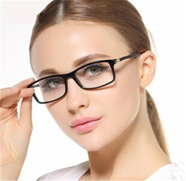 Toptan-Marka Tasarım óculos de grau Kadınlar ve Erkekler Gözlük Çerçeveleri