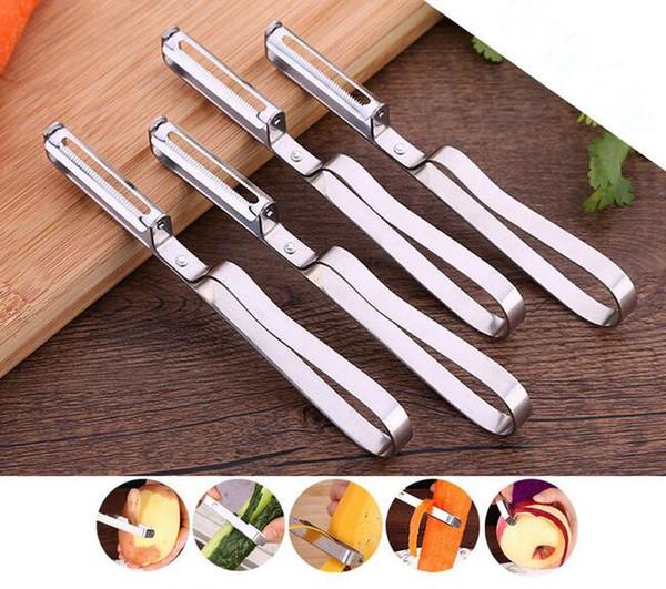 best selling Stainless Steel Cutter Vegetable Fruit Apple Slicer Potato Peeler Parer Tool