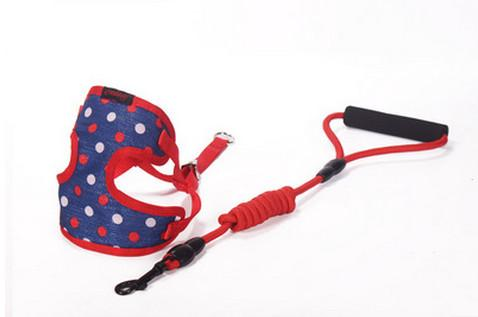 A2 Home & Garden Pet supplies Dog leash small dogs chest straps pet the dog dog chain traction rope