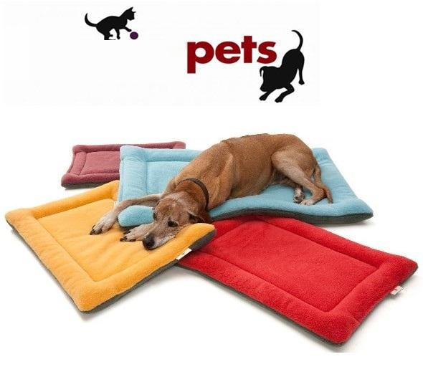 50Pcs High Grade Soft Polar Fleece Cozy Pet Dog Crate Mat Kennel Cage Pad Bed Pet Cushion 6 Colors p99