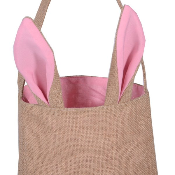 2018 the easter eggs bags bunny cotton bag easter baskets jute bags the easter eggs bags bunny cotton bag easter baskets jute bags cute easter gifts decorations 10 negle Image collections