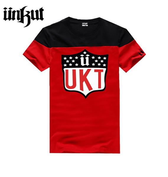 2017 Summer Men Unkut T Shirt Men Hip Hop