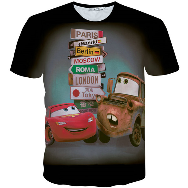 Car plate number T shirt World licence board short sleeve gown Cool leisure tees Nice printing clothing Unisex cotton Tshirt