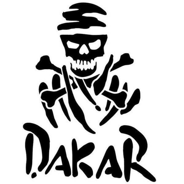 Großhandel Neue Art Dakar Rally Racing Fun Auto Aufkleber Aufkleber Motorrad Auto Styling Zubehör Dekorative Jdm Von Langru1003 256 Auf