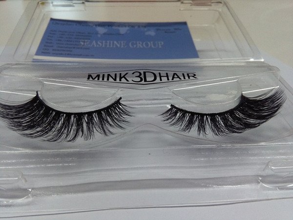 New 15 Pairs Handmade 3D False Eyelashes Popular Messy Natural Paragraph 3D Eye Lashes Strips Make Up Beauty