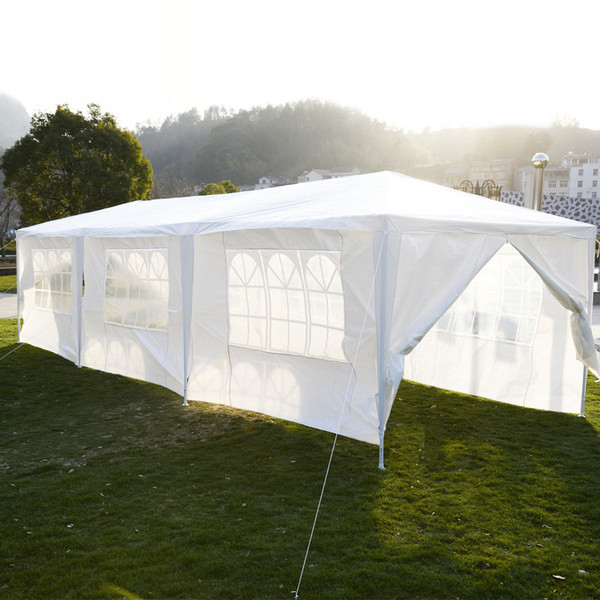 10'x30' Canopy Party Outdoor Wedding Tent Heavy duty Gazebo Pavilion Cater Events