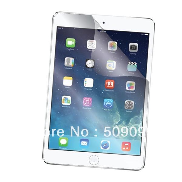 Großhandels-Hoher LCD-freier Schirm-Schutz für 9.7 '' iPad Luft / 5 mit Kleinpaket, 100pcs / Lot geben Verschiffen frei