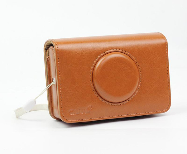 High Quality PU Leather Case Bag Cover For Polaroid Snap Touch Instant Print Digital Camera