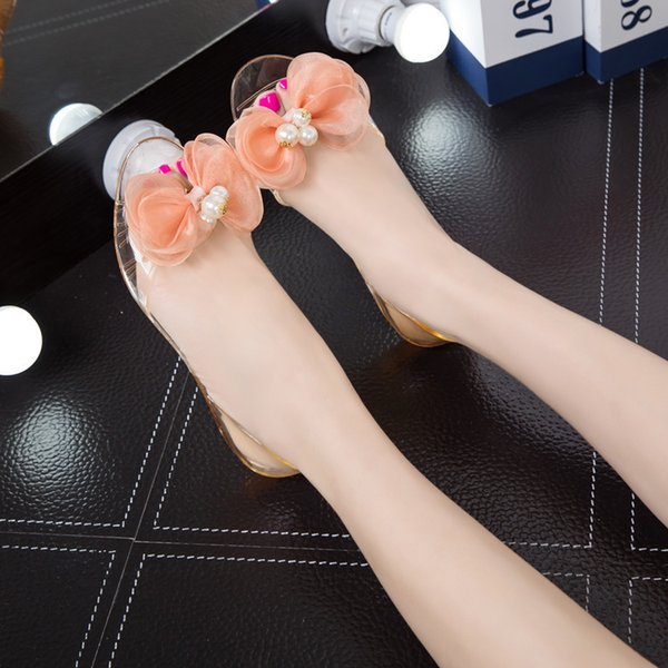 d1df9e244 2018 Sandals Ladies Ladies Lady Vintage Casual Shoes Gladiator PU Rubber  Clip Spring   Summer Lacy