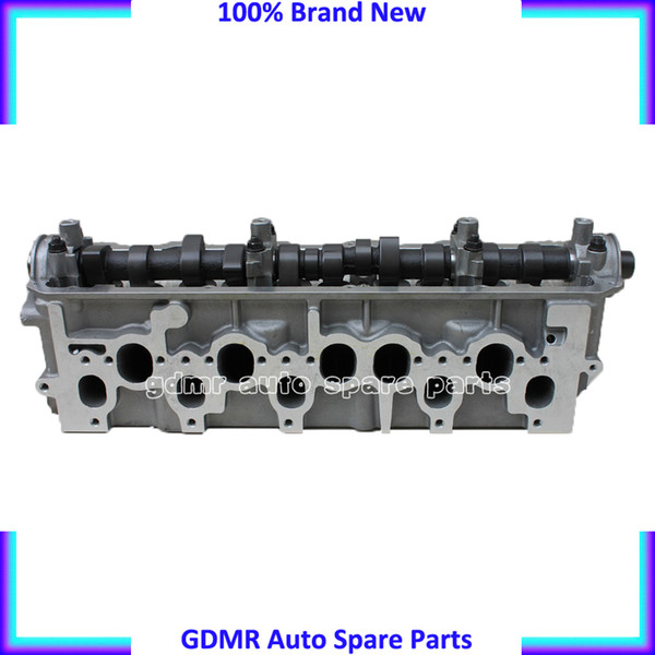 best selling Complete cylinder head assy AAB with cylinder head bolts for VW Transporter T4 2461cc 2.4D 1990- OEM 074103351A AMC 908 034