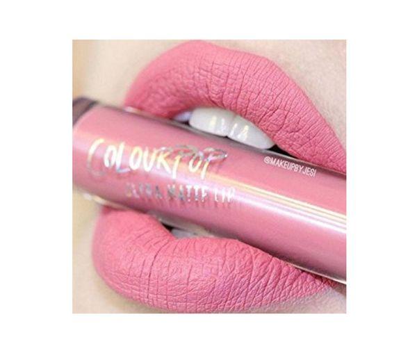 Ultra Matte Liquid Lipstick Colour Pop Ultra Matte Gloss Thin and Lightweight Make Lips Smoothly and Super intense bea044