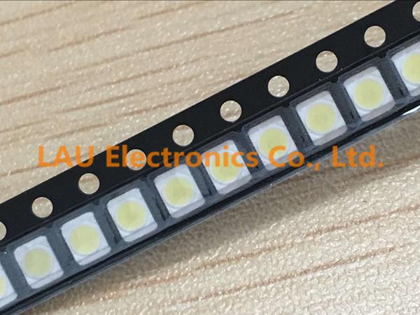 الجملة - 500PCS LG LED الخلفية 1210 3528 2835 1W 100LM بارد الأبيض الخلفية LCD للتلفزيون تطبيق التلفزيون