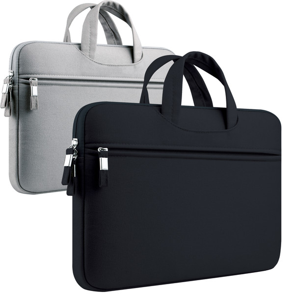 """11-13.3 Inch Laptop sleeve 11.6 12 13"""" for Apple MacBook Air Pro Retina Case Cover Protective Bag Ultrabook Carrying Case Briefcases"""